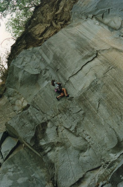 Cool position in a quarry