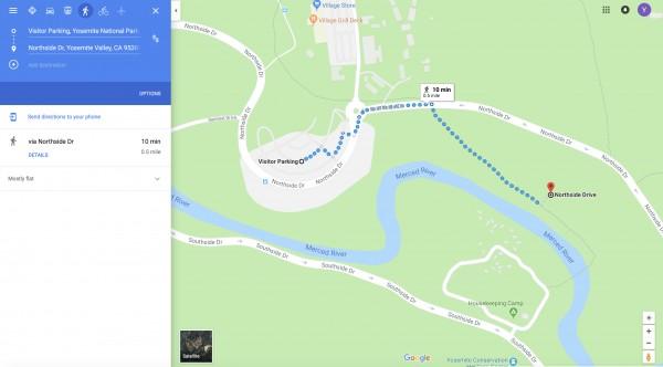 Bridwell Memorial Map