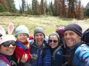 Alpine Start on Life: A 3 Year Old's First Backpacking Trip - Click for details