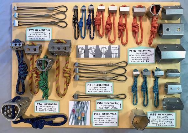 Chouinard Museum Display