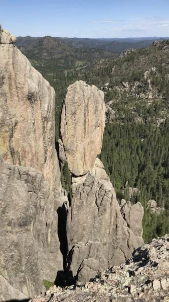 Vertigo spire