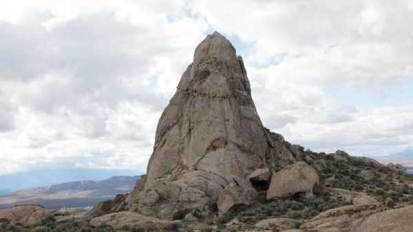 The Sorting Hat spire