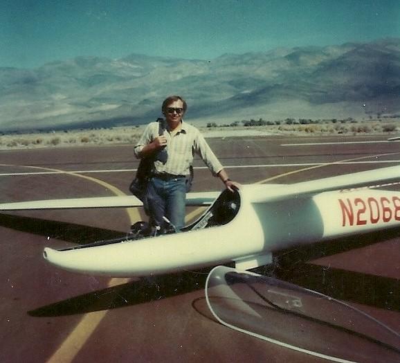 My sailplane