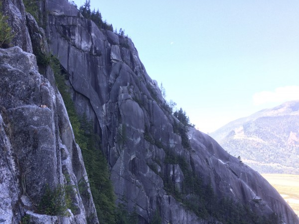 South gully seen from Powaqqatsi