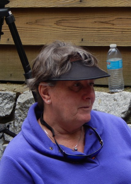 Nancy McKeown, Guido's wife.