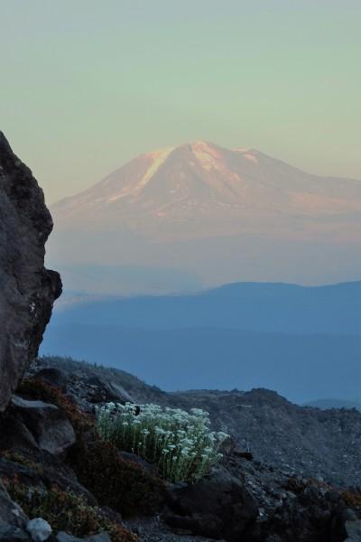Looking at Mt. Adams