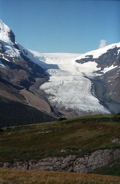 Athabasca Glacier, 1993