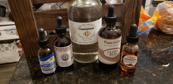 Shot Glass Cure