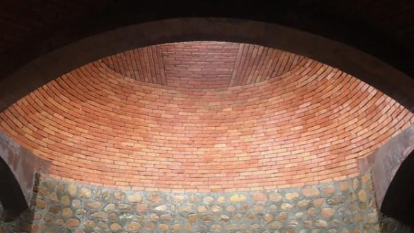 4.7 beautiful stone and masonry arches at las termas de san joaquin
