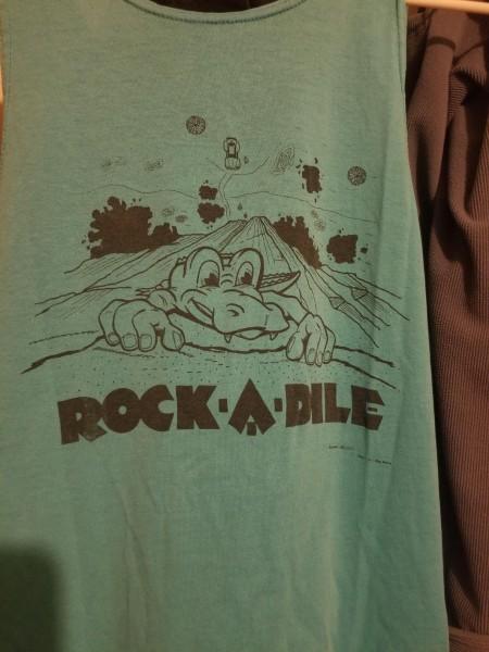 Vintage RockaDile tank.....all pix my designs