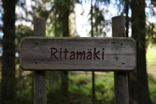 Ritamäki, Lekvattnet, Sweden