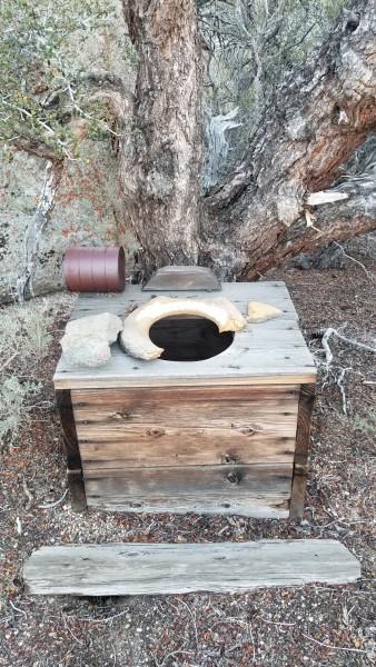 This was found by camp. Wild, wild west...