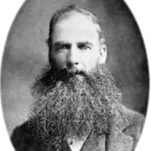 William Ellis: apparently epic beards were a prerequisite for early 18...