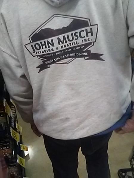 The Musch Man