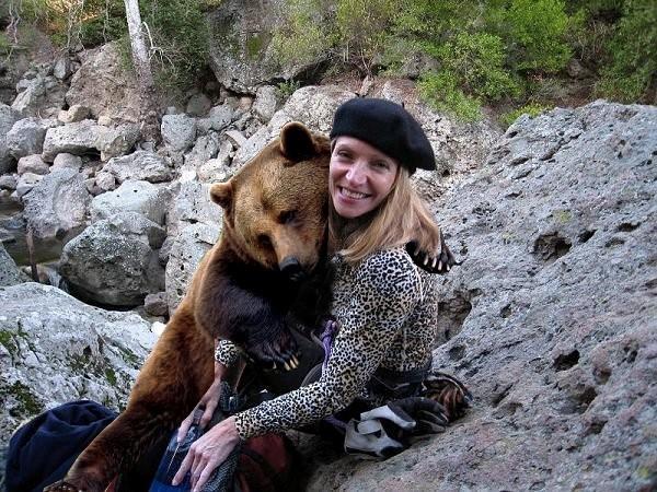 Me and Bear 46....yep, the rumors are true.
