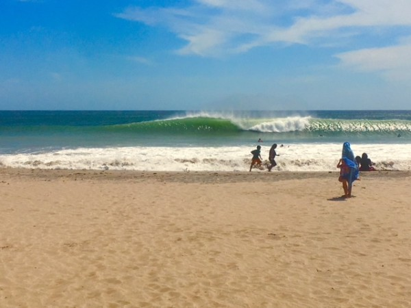 May you find empty lineups and many tubes. Peace...