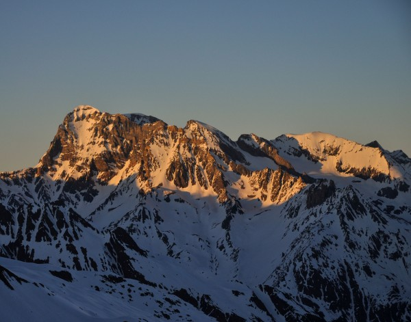This is the picture from my previous report. Tödi seen from the West s...