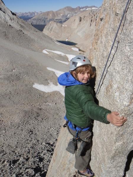 Ian Scott, Age 11
