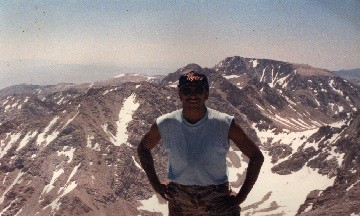 Mount Whitney, 1986