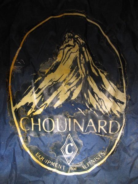 Chouinard rope bag circa 1983?