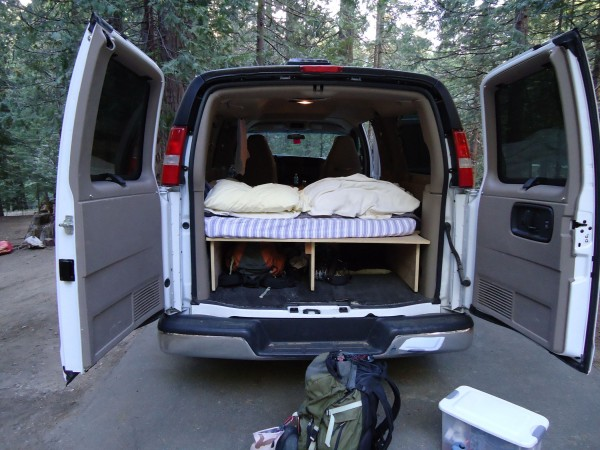 Cargo Van To Roadtrip Rug Tips And Suggestions