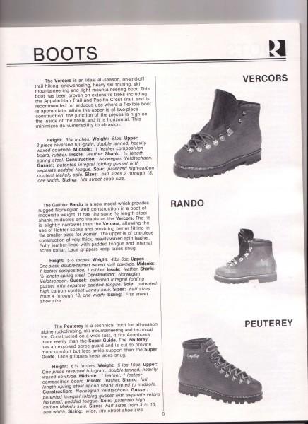 Vercors-Peuterey page