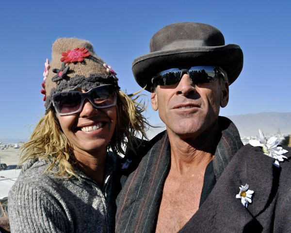 Dave Shultz, Burning Man 2010