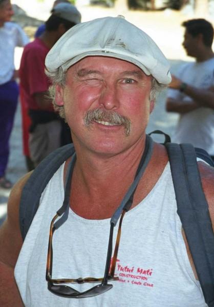 Joe McKeown.
