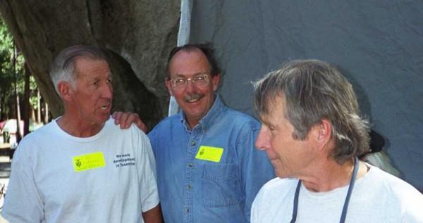 TM Herbert, Steve Roper, Don Lauria.