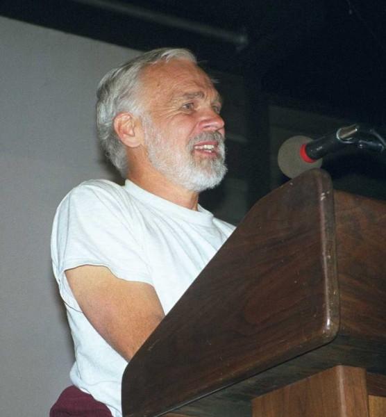 Doug Robinson.