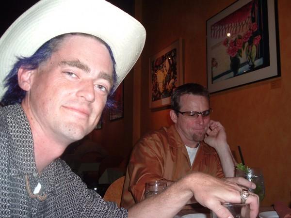 Me and Nolan.