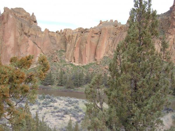 Smith Rocks.