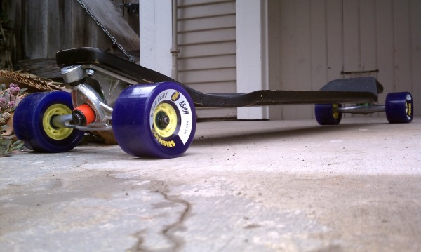 I flipped my randells over.  The Evo is practically a low rider.  Runn...