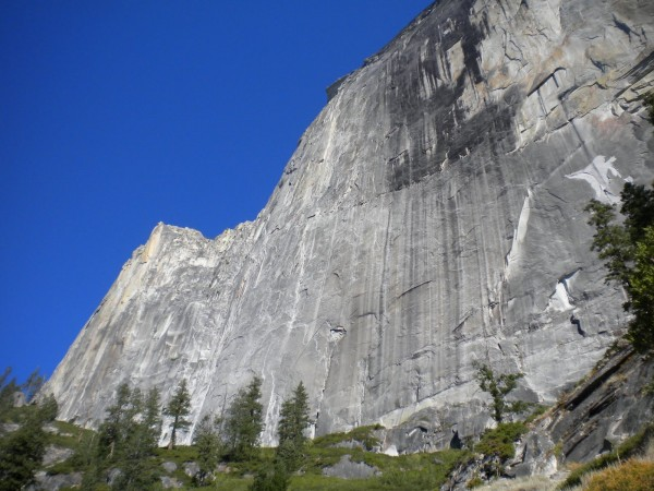 Half Dome Regular Route Big Backpack Strategy Trip