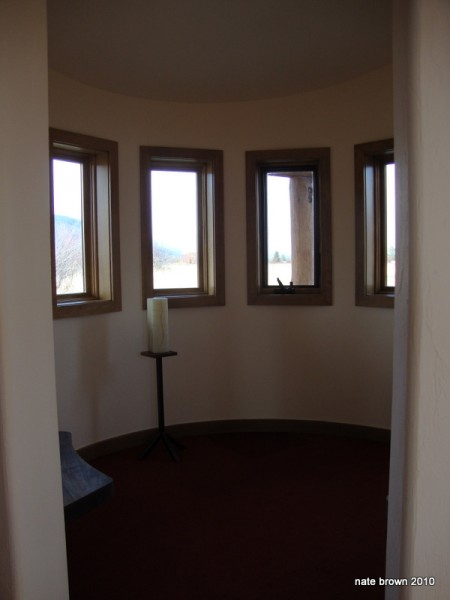 Meditation/Mandolin room, still yoga studio