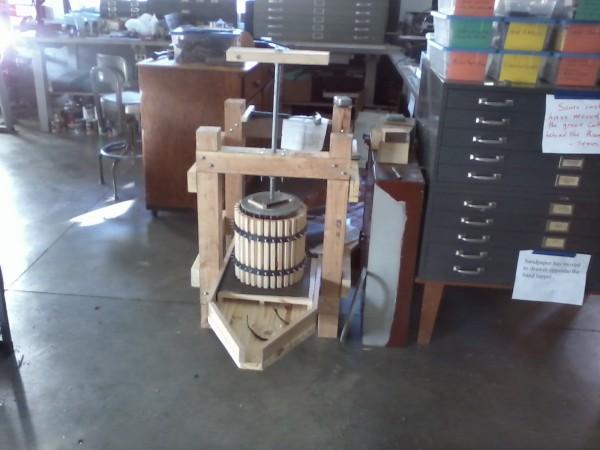 Cider Press!