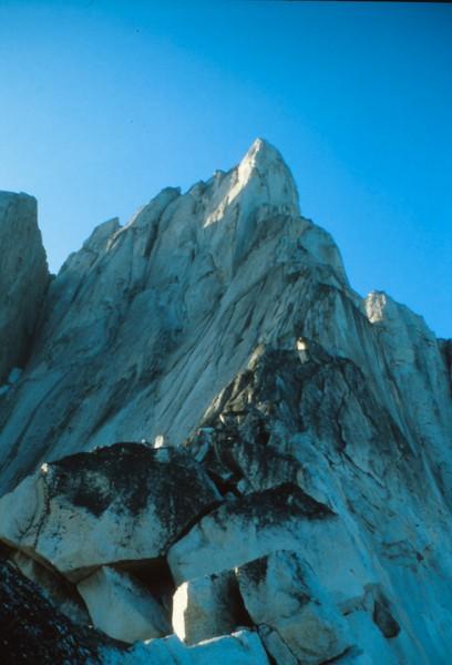 Bugaboos Granite - Mecca for Squamish Climbers