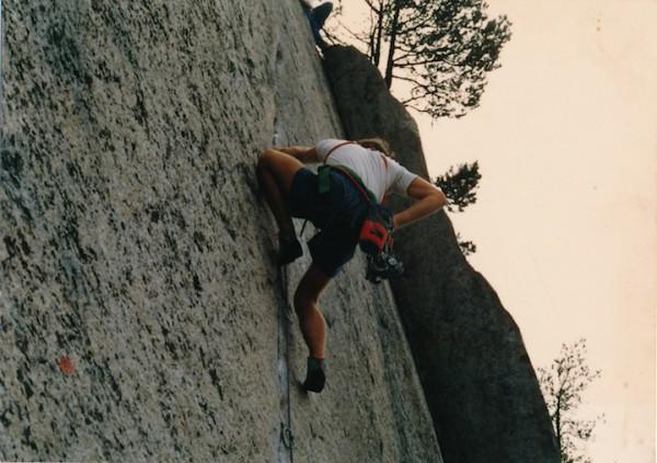 Rocking the swami belt in the bad ol' days - Clean Crack - Malemute - ...