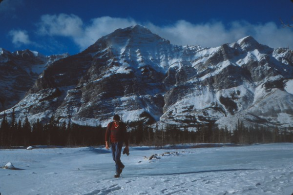 Beyond Squamish - The Canadian Rockies - Land of the truly hardcore