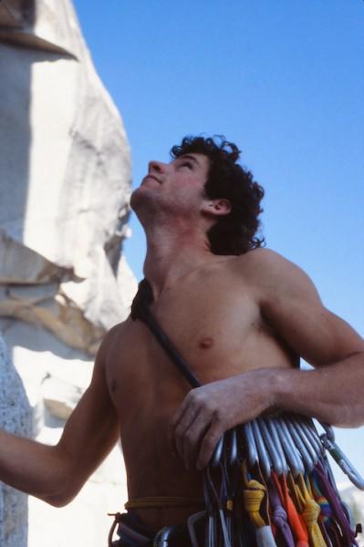Squamish's 1980's version of Alex Honnold - - Hamish Fraser