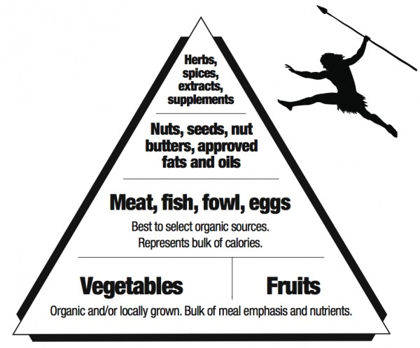 Mark Sisson's primal diet...