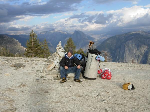 El Cap summit