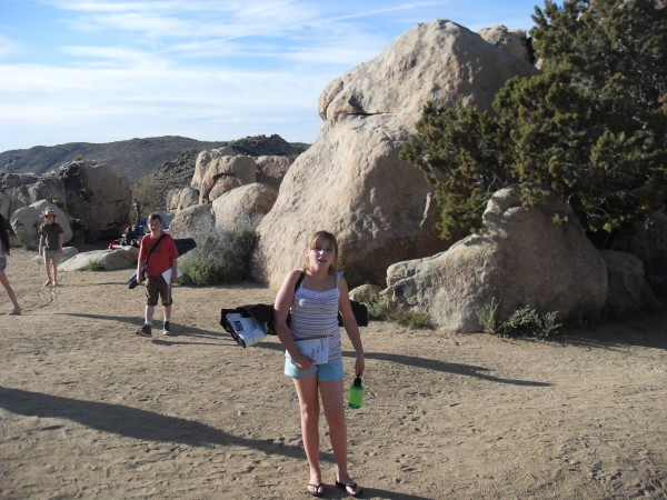 6th grade science camp (she's a teenager now... yikes!). I couldn't vo...