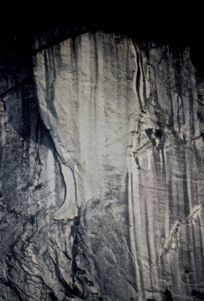 Roman Chimeneys - Squamish Chief - Grandwall route
