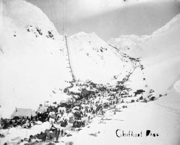 Chilkoot Pass 1898