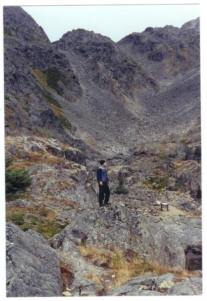 Chilkoot Pass 2003