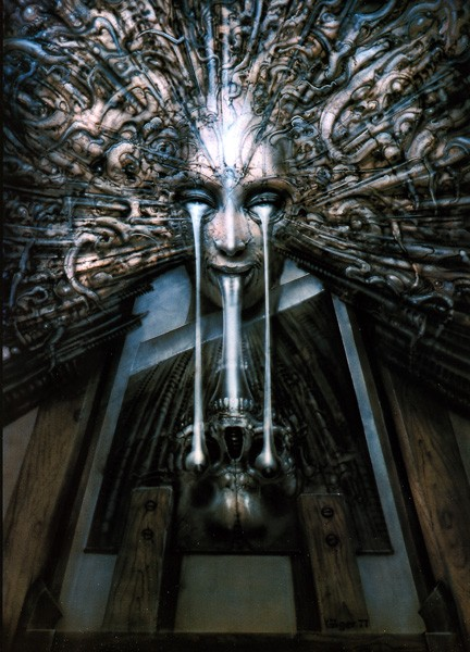 "H.R. Giger's ""Mirror Image"""