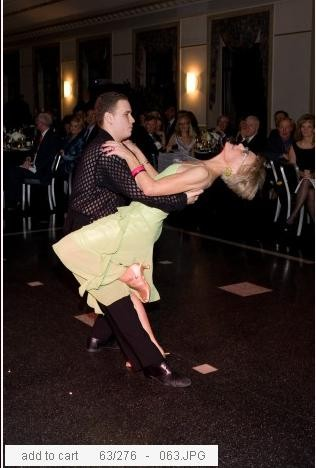 M dancing with pro in Dancing with the stars benefit