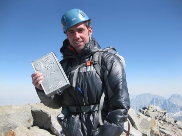 Mt. Sill-summit