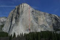 El Capitan - Tempest A4 5.8 - Yosemite Valley, California USA. Click to Enlarge